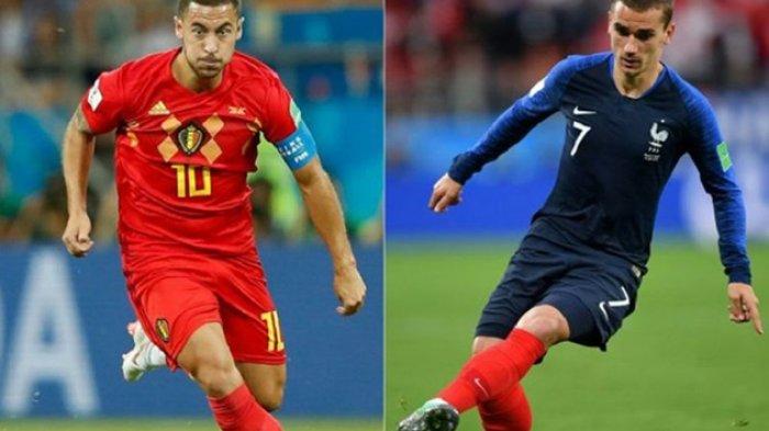Eden Hazard, Penyerang Timnas yang Jadi Tulang Punggung Utama Generasi Emas Belgia