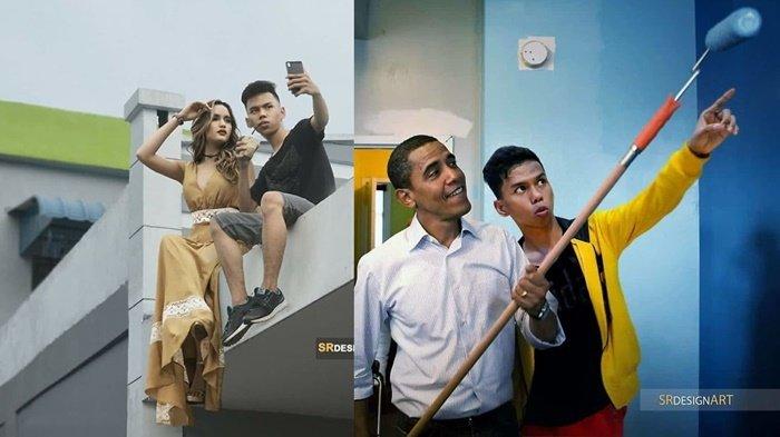 Cowok Ini Punya Skill Hebat Photoshop, Hasil Editannya Harus Dilihat Sampai Dua Kali Baru Paham!