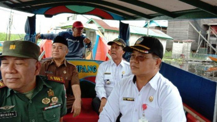 Bakal Jadi Magnet Wisata Baru, Wabup Ajak Masyarakat Sukseskan Festival Danau Jempang 2020