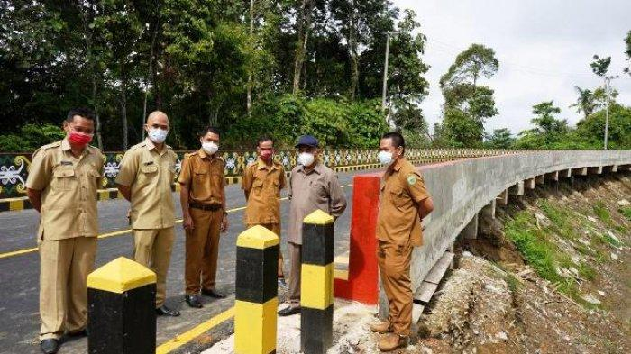 Jembatan Seranai Rampung, Wabup Edyanto Sebut Akan Majukan Pariwisata dan Ekonomi