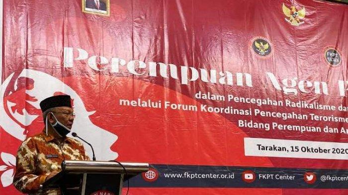 Wawali Kota Tarakan Ingatkan Pencegahan Radikalisme dan Terorisme Merupakan Tugas Bersama