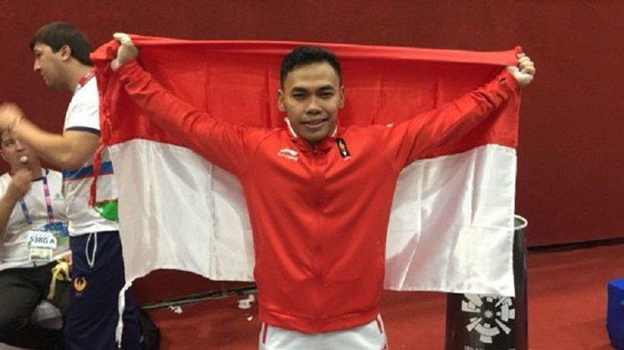 INILAH Jadwal Pertandingan Angkat Besi Indonesia dan Cabor Lainnya di Olimpiade Tokyo 2020