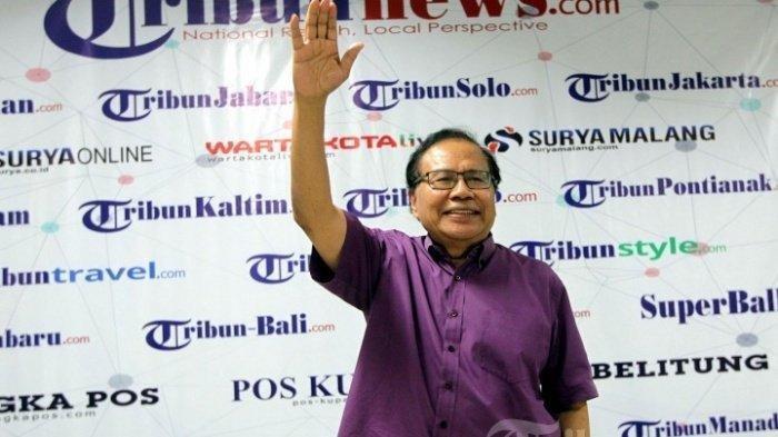 Blak-blakan ke Refly Harun, Rizal Ramli Ditawari Posisi SBY oleh Pendiri Demokrat Usai Bantu Jokowi