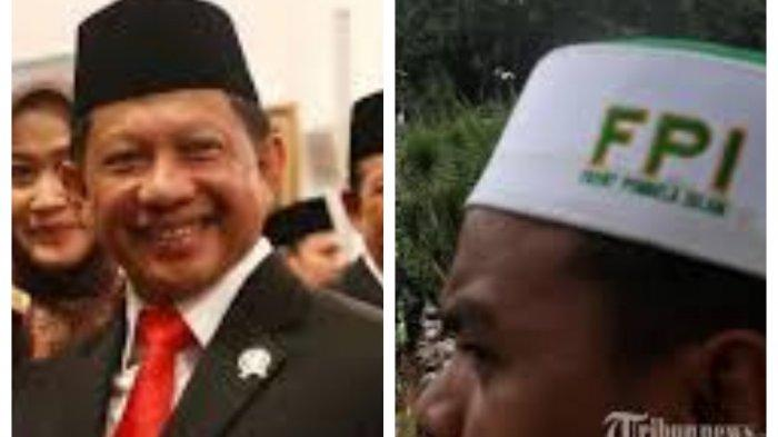 Perpanjangan Izin FPI, eks Kapolri Tito Karnavian Serahkan ke Mahfud MD, Rekomendasi Fachrul Razi