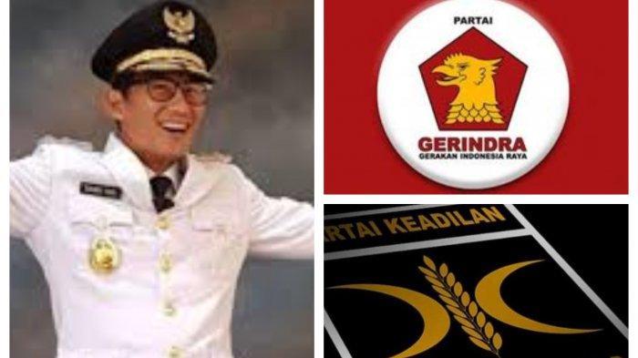 Kursi Wagub DKI Diserobot Gerindra, Imbas Sindiran Jokowi Soal Pelukan Surya Paloh dan Sohibul Iman?