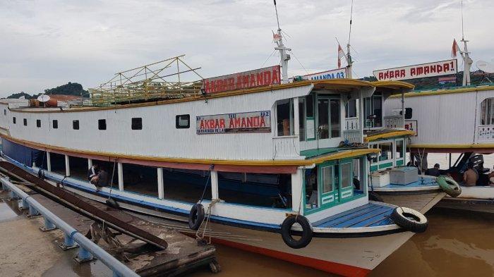 Kisah Nakhoda Kapal Penumpang ke Hulu Kalimantan Timur, Sekarang Banyak Barang Ketimbang Bawa Orang