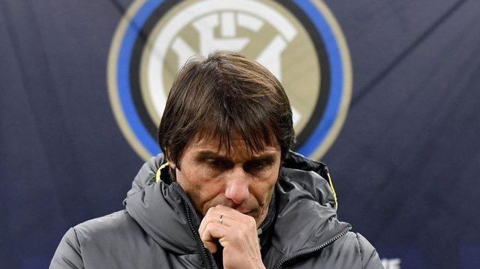 Update Liga Italia, Antonio Conte Buka Suara Soal Kepergiannya dari Inter Milan, Ini Penyebabnya