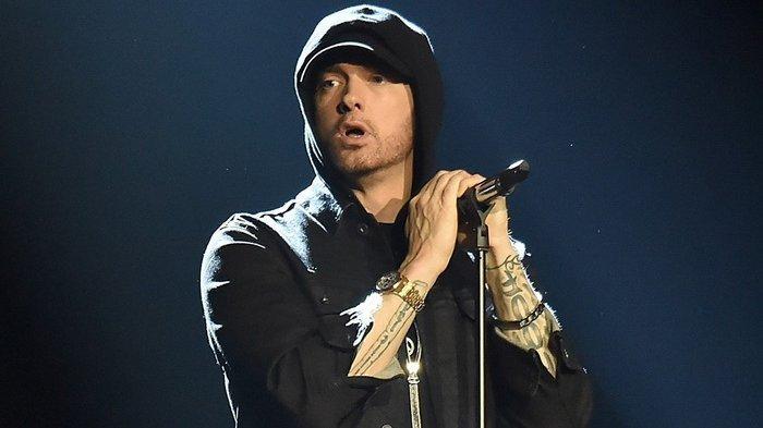 Mendadak, Tengah Malam Eminem Kejutkan Penggemarnya Rilis Album Baru Music to Be Murdered By