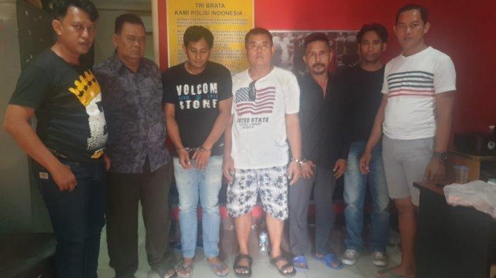 Gerebek Perjudian di Terminal Angkot Balikpapan Permai, 4 Pelaku Diringkus Polisi