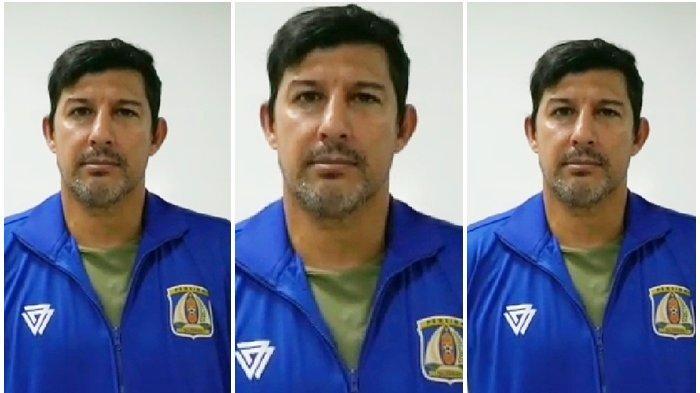 Pelatih Baru Persiba Balikpapan Alfredo Vera Pulang Kampung ke Argentina, Begini Alasannya