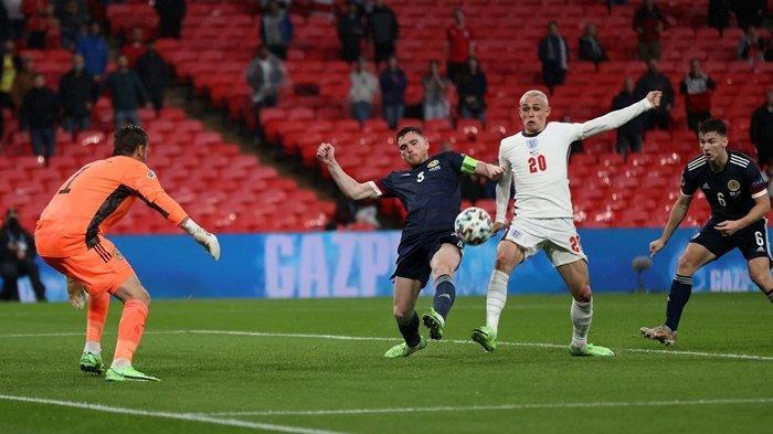 Hasil & Klasemen Euro 2020 Terbaru: Inggris Tersandung, Tiket Lolos 16 Besar Belum Aman