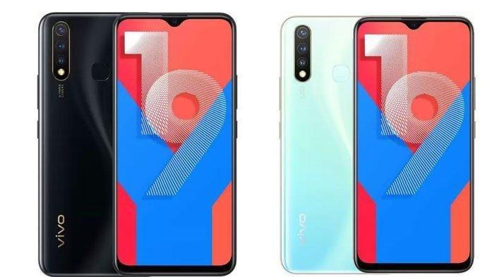 UPDATE Harga HP Vivo Bulan Februari 2021, Dilengkapi Spesifikasi Ponsel Vivo Y11 dan VivoY19