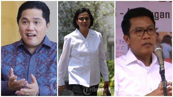 Nama BUMN Ini tak Dikenal Sri Mulyani Erick Thohir & Anggota DPR, Padahal akan Dapat Modal Rp 3,76 T