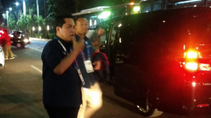 Kabar Buruk, Pejabat BUMN Ditangkap Densus 88 Ternyata Bukan Orang Sembarangan, Respons Erick Thohir