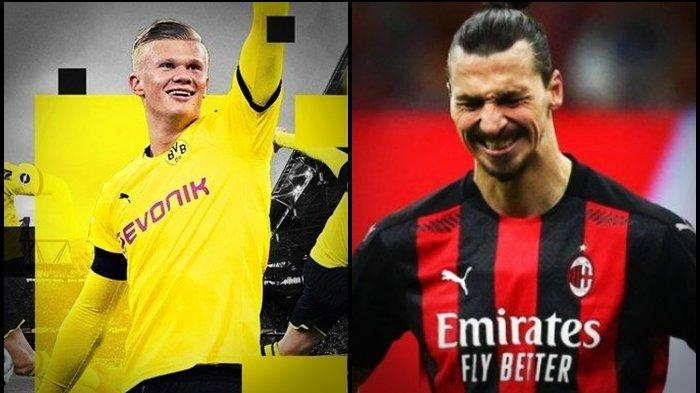 Deretan Bintang yang Gagal Tampil di Euro 2020, Penyesalan Terdalam Bomber AC Milan & Erling Haaland