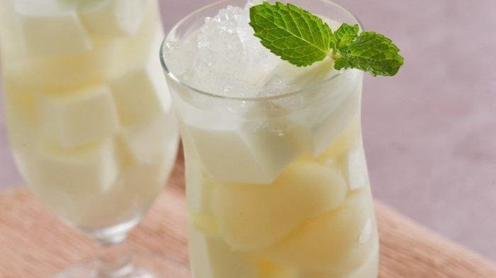 Resep Es Rambutan Enak, Minuman Dingin Sederhana dengan Tampilan yang Menggoda