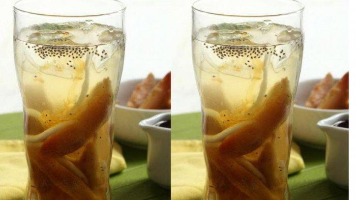 Es Sawo Kelapa Muda Minuman Segar dari Jateng Bisa Jadi Penyegar Tenggorakan, Berikut Cara Buatnya
