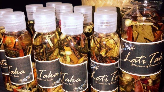 Lati Taka Borneo, UMKM Produk Herbal Kampanyekan Lindungi Hutan Kalimantan Timur
