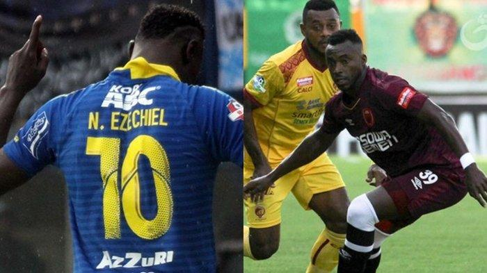 Tak Masalah Ezechiel NDouassel Hengkang, Persib Bandung Sudah Siapkan Penyerang PSM Makassar