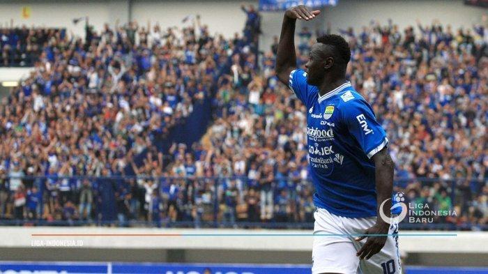 UPDATE Skor - Persib Bandung Unggul 6-0 Atas Persiwa Wamena di Piala Indonesia Sore Ini