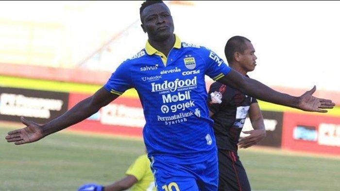 Ezechiel Ndouassel Dikabarkan Pulang Kampung ke Persib, Bhayangkara FC Beri Penjelasan