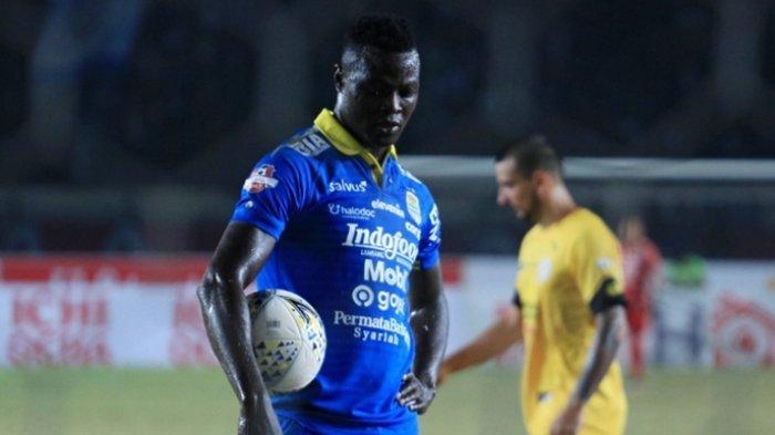 Sindiran Bobotoh Lepas Perginya Ezechiel NDouassel, Bandingkan Persib Bandung dengan Bhayangkara FC