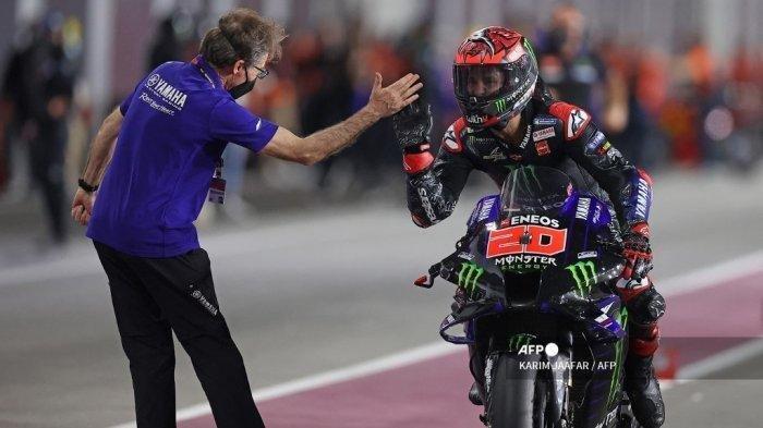 Jelang MotoGP Amerika 2021, Gelar Juara Dunia Masih Bisa Melayang dari Tangan Fabio Quartararo