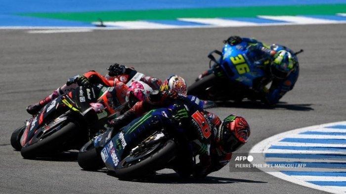 Live Streaming Race MotoGP Italia 2021 Minggu Malam, Siaran Langsung Trans 7 dan Usee TV
