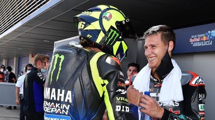 TERKUAK! Ritual Pengganti Valentino Rossi Pernah Ditertawakan Mekanik Yamaha, Cek Jadwal MotoGP 2021