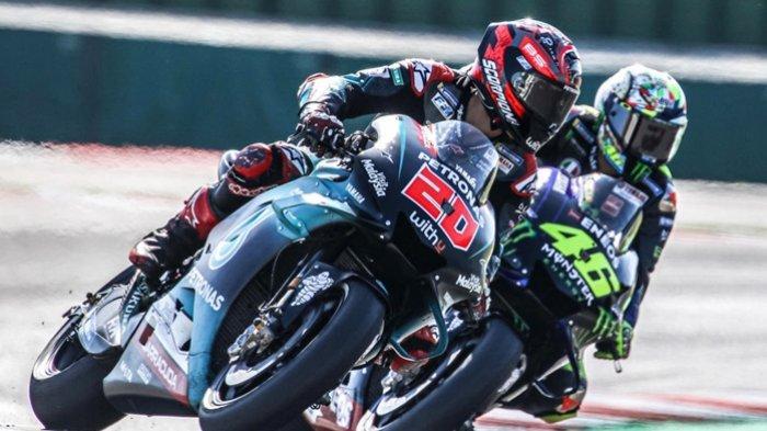 Setelah Fabio Quartararo Gusur Valentino Rossi, The Doctor Ungkap Masa Depannya di Akhir MotoGP 2020