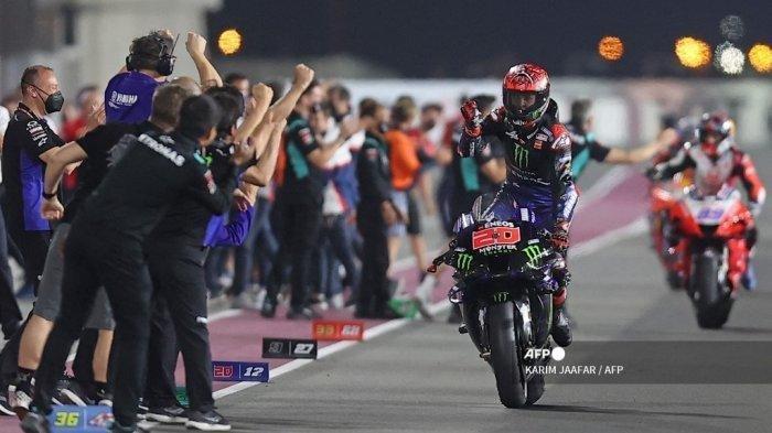 Jam Tayang & Jadwal MotoGP 2021, Live Trans7 GP Spanyol, Joan Mir dan Murid Rossi Ganggu Quartararo