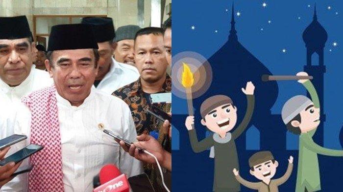 Sidang Isbat Jumat 22 Mei, Menag Fachrul Razi Minta Warga Tak Terima Tamu saat Lebaran Idul Fitri