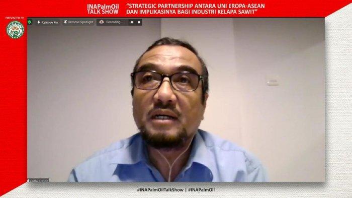 Indonesia Kuasai Pasar Sawit di ASEAN, Regional Leader Bagi Pasar Dunia