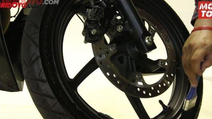 Berikut Tips Merawat Ban Sepeda Motor, Inilah yang Harus Dihindari dan Jangan Biarkan Gundul