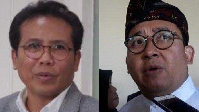 Sindiran Fadli Zon Buat Fadjroel Rachman Tak Tinggal Diam, Survei Kepuasan Publik ke Presiden Jokowi