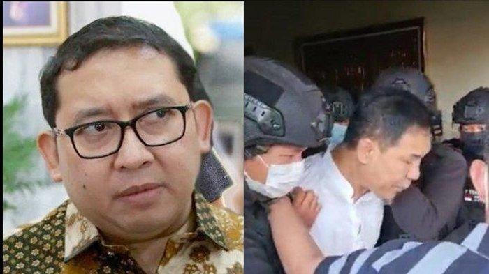 Fadli Zon Tak Percaya dan Sebut Mengada-ada Tuduhan Teroris pada Munarman: Kurang Kerjaan
