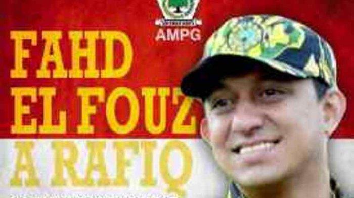 Ketum AMPG Desak DPP Golkar Bekukan DPD Golkar DKI Jakarta
