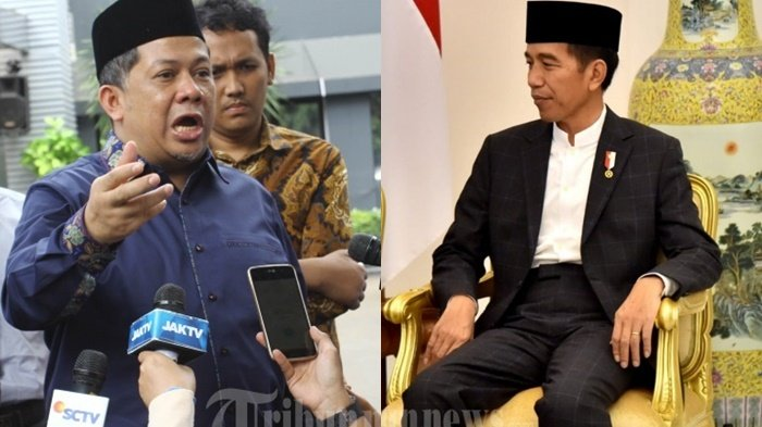 Jokowi bilang Jangan Takut Diajak Berkelahi, Fahri Hamzah Bercuit: Lihat Lima Hari ke Depan!