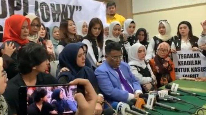 HOTMAN PARIS Sesalkan Galih Ginanjar Sebut Nama Anaknya dari Fairuz A Rafiq dalam Video Ikan Asin