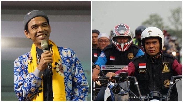 FAKTA BARU Ustadz Abdul Somad Hobi Motor, Lihat Aksinya di Luar Negeri Tunggangi Harley Davidson