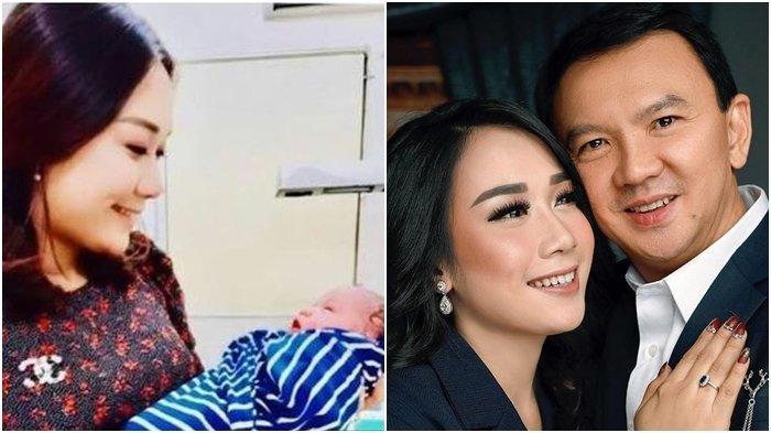 FAKTA Viralnya Foto Puput Nastiti Devi Istri Ahok BTP Gendong Bayi, Prediksi Lahir hingga Nama Anak