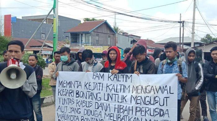 FAM Kaltim Sebut Mantan Wali Kota Bontang Diduga Terkait Kasus Korupsi Perusda AUJ