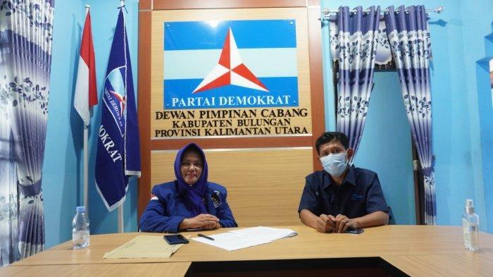 Perjalanan Politik Farida Silviawati di Partai Demokrat, Dari Sarjana Teknik jadi DPRD Bulungan