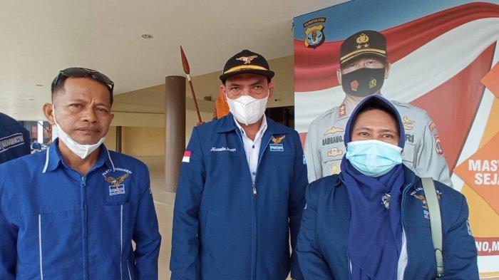 Buntut KLB Kubu Moeldoko, Ketua Plt DPC Demokrat Bulungan Melapor ke Polisi: Kami Masih Solid