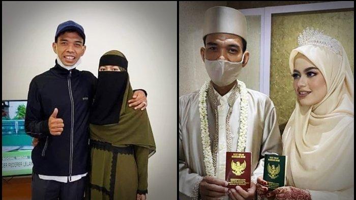 Ustaz Abdul Somad Sukses Ubah Penampilan Istri Baru, Fatimah Az Zahra Sanjung UAS Setinggi Langit