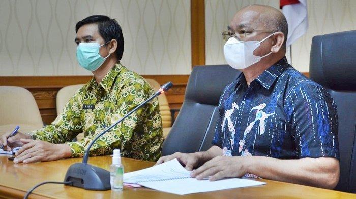 Pemkab Kubar Sependapat dengan 5 Fraksi DPRD, Jawaban Pemerintah terhadap PUF soal RAPBD 2021