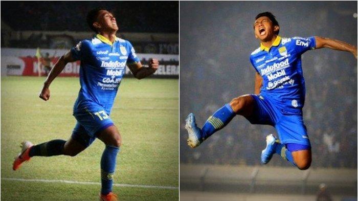 BERLANGSUNG Live Streaming TV Online Persib Bandung vs Barito Putera, Febri Hariyadi Starter