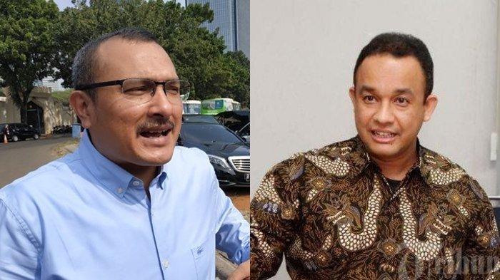 Ferdinand Adukan Anies ke Mahfud MD, Tapi Suratnya Jadi Bahan Bullyan, Geisz Chalifah: Malu-maluin