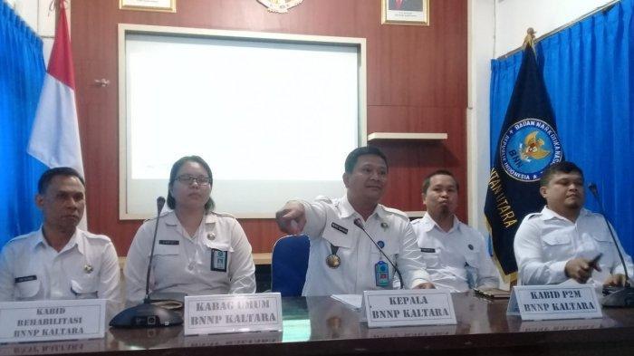 Pulau Nunukan dan Tarakan Pintu Masuk Narkoba ke Indonesia di Wilayah Kalimantan Utara