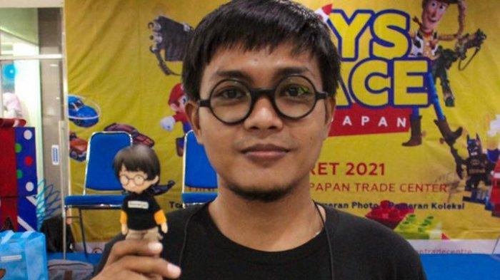 Kisah Penghobi Koleksi Action Figure Asal Balikpapan, Dibisniskan Hasilnya Jutaan Rupiah